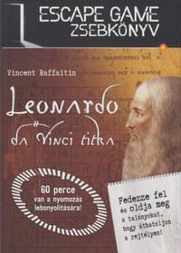 Nicolas Trenti: Leonardo da Vinci titka - Escape Game zsebkönyv -  (Könyv)