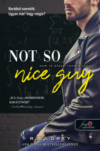 R.S. Grey: Not So Nice Guy - Nem is olyan rendes srác -  (Könyv)