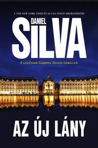 Daniel Silva: Az új lány -  (Könyv)