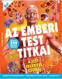 Füles Bookazine - Az emberi test titkai -  (Könyv)