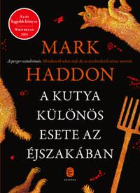 Mark Haddon: A kutya különös esete az éjszakában -  (Könyv)
