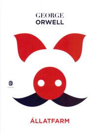 George Orwell: Állatfarm -  (Könyv)