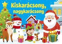 Kiskarácsony, nagykarácsony -  (Könyv)