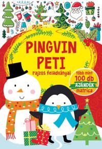 Pingvin Peti rajzos feladványai -  (Könyv)