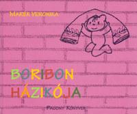 Marék Veronika: Boribon házikója -  (Könyv)