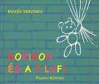 Marék Veronika: Boribon és a 7 lufi -  (Könyv)