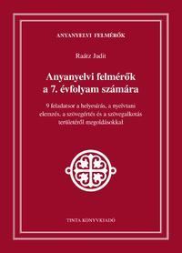 Anyanyelvi felmérők a 7. évfolyam számára -  (Könyv)