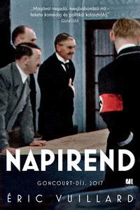 Éric Vuillard: Napirend -  (Könyv)