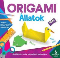 Origami - Állatok -  (Könyv)