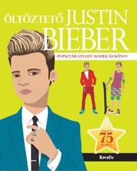 Öltöztető - Justin Bieber -  (Könyv)