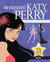 Öltöztető - Katy Perry -  (Könyv)