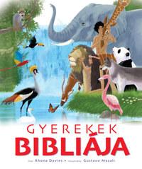 Rhona Davies: Gyerekek Bibliája -  (Könyv)