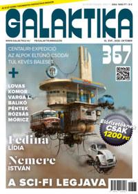Galaktika Magazin 367. szám - 2020. október -  (Könyv)