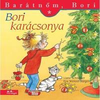 Eva Wenzel-Bürger, Liane Schneider: Bori karácsonya - Barátnőm, Bori 6. -  (Könyv)
