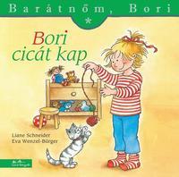 Eva Wenzel-Bürger, Liane Schneider: Bori cicát kap - Barátnőm, Bori 2. -  (Könyv)