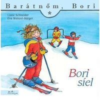 Eva Wenzel-Bürger, Liane Schneider: Bori síel - Barátnőm, Bori 20. -  (Könyv)