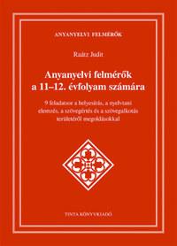 Anyanyelvi felmérők a 11-12. évfolyam számára -  (Könyv)