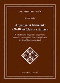 Anyanyelvi felmérők a 9-10. évfolyam számára -  (Könyv)