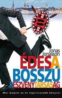 Jonas Jonasson: Édes a Bosszú Részvénytársaság -  (Könyv)