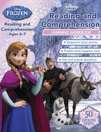Walt Disney: Disney Frozen: Reading and Comprehension -  (Könyv)
