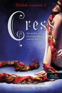 Marissa Meyer: Cress - Holdbéli krónikák 3. -  (Könyv)