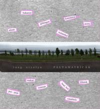 Láng Orsolya: Pályamatricák - Útirajz -  (Könyv)