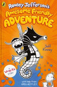 Jeff Kinney: Rowley Jefferson's Awesome Friendly Adventure -  (Könyv)