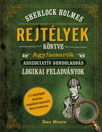 Dan Moore: Sherlock Holmes - Rejtélyek könyve -  (Könyv)