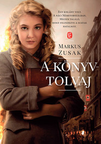Markus Zusak: A könyvtolvaj -  (Könyv)