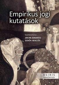 Empirikus jogi kutatások -  (Könyv)