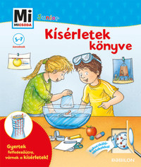 Christina Braun: Kísérletek könyve - Mi Micsoda Junior -  (Könyv)