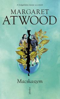 Margaret Atwood: Macskaszem -  (Könyv)