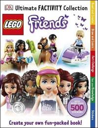 Shari Last: Lego Friends - Ultimate Factivity Collection -  (Könyv)