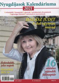Nyugdíjasok kalendáriuma 2021 -  (Könyv)