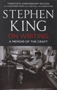 Stephen King: On writing - A Memoir of the Craft -  (Könyv)