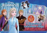 Walt Disney: Disney - A Jégvarázs 2. varázslatos világa -  (Könyv)
