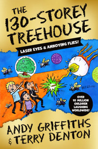 Andy Griffiths, Terry Denton: The 130-Storey Treehouse -  (Könyv)