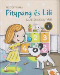 Pásztohy Panka: Szeretem a kiskutyám! -  (Könyv)