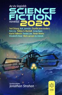 Az év legjobb science fiction novellái 2020 -  (Könyv)