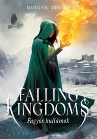 Morgan Rhodes: Falling Kingdoms - Fagyos hullámok -  (Könyv)