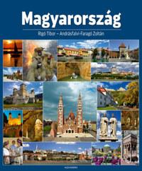 Rigó Tibor, Andrásfalvi-Faragó Zoltán: Magyarország -  (Könyv)