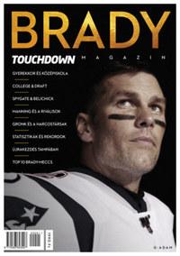 Bodnár Zalán: Brady - Touchdown magazin -  (Könyv)
