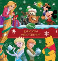 Disney - Karácsonyi mesegyűjtemény -  (Könyv)