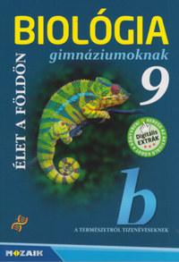 Gál Béla: Biológia gimnáziumoknak 9. évfolyam - Élet a Földön -  (Könyv)