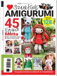 Top Bookazine - Szeretünk Amigurumi -  (Könyv)