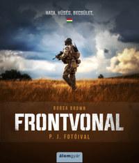 Borsa Brown: Frontvonal -  (Könyv)