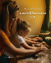 Harmath Eszter: KarantÉNkonyhám -  (Könyv)