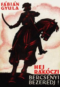 Fábián Gyula: Hej, Rákóczi, Bercsényi, Bezerédj! -  (Könyv)