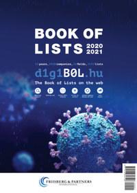Book of Lists - Listák könyve - 2020/2021 -  (Könyv)