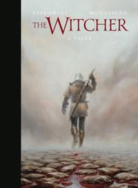 Andrzej Sapkowski: The Witcher - A vaják - album -  (Könyv)